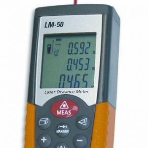 Laserski metri